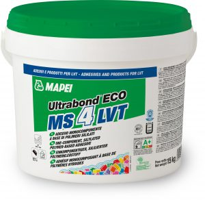 Ultrabond MS 4 LVT - 15kg